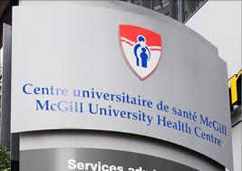 CUSM Centre universitaire de santé Mcgill